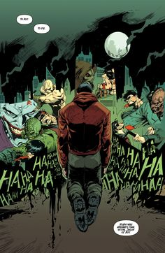 Batman - Arkham Knight - Genesis 6 Page 16