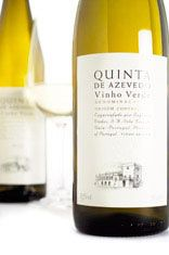 Quinta de Azevedo, Vinho Verde. Light, zippy, mouthwatering, perfect for pastry dishes and goats' cheese salad. A winner for weekend lunches. £6.75 The Wine Society