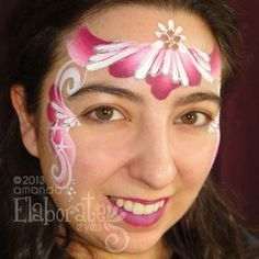 face painting girls - Google Search