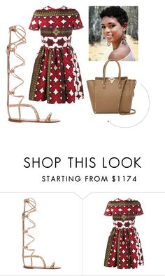 """""""Untitled #257"""" by sakura1987 ❤ liked on Polyvore featuring Valentino"""