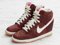 quality design 02839 aac7a Trendy Ideas For Womens Sneakers   Release Date  Liberty x Nike WMNS Dunk  Sky Hi