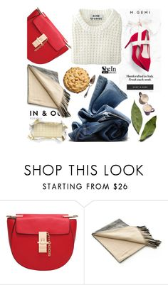 """""""A Private Obsession"""" by violet-peach ❤ liked on Polyvore featuring H&M and Acne Studios"""