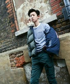 chanyeol for vogue korea Park Chanyeol Exo, Kyungsoo, Wattpad, Vogue Korea, Xiuchen, Kim Junmyeon, Exo Members, Chinese Boy, Chanbaek
