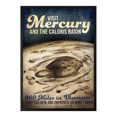 Futuristic Mercury
