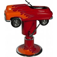 Child's Pedal Car Barber Chair