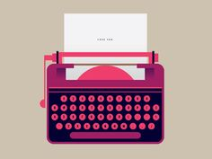 Typewriter by Ryan Miglinczy