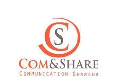 Logo Com&Share