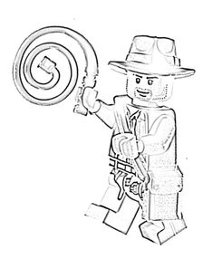 Indiana jones party on pinterest indiana jones indiana for Indiana jones coloring pages