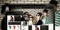 #JM Sportsgear - #Magento #theme for #Sport #stores #template #ecommerce #online #shop