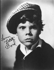 """Tommy """"Butch"""" Bond - """"Our Gang"""" kid. - When I was 16, I called the Our Gang Fan Club, & talked to this cool dude here on the phone! In my own home! He was really cool gentleman. Asked him where Jackie was at the time he said she wasn't feeling well. Had a fun little chat! Very nice man he was :)"""