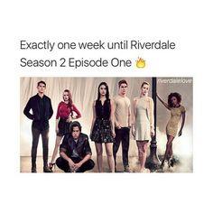 I am soooooooooooooooooooo excited! Riverdale Season 2, Riverdale Series, Riverdale Cw, Alice Cooper, Betty Cooper, Cw Tv Series, Drama Tv Shows, Tyler Oakley, Teen Choice Awards