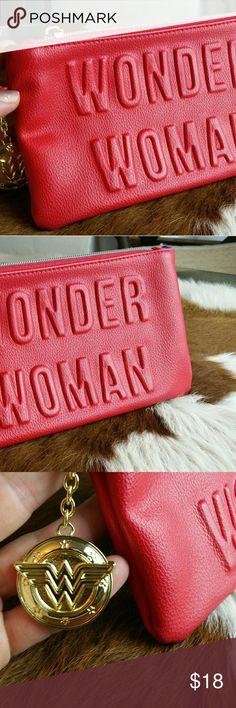 WONDER WOMAN AMAZON PRINCESS WALLET! LOVE AT FIRST SITE... Bags Wallets