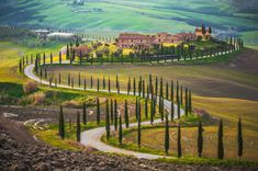 All Tuscany in one day - Siena, San Gimignano & Chianti Wine Tour from Lucca in Small Group Road Trip Europe, Places In Europe, Places To See, Road Trips, Florence Tours, Florence Italy, Tuscany Landscape, Villa, Italy Tours