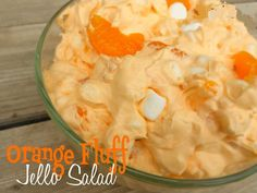 It's the season of potlucks and backyard barbecues.    So that means you need an arsenal of easy desserts, salads and side dishesyou can whip up in a snap.    JELL-O Mandarin Orange Salad is a potluck two-fer: it