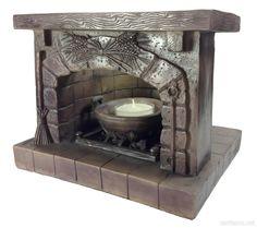 Sacred Magical Altar Hearth