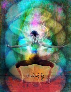 Here's A Quick Way To Balance Your Chakras Using The Silva Method