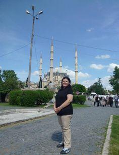 Selimiye ve ben.