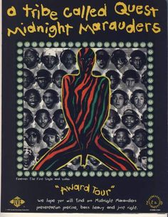 Advertisement for A Tribe Called Quest's 'Midnight Marauders' favorite hip hop albums Air Max 2009, Nike Air Max 2011, Hip Hop Tribe, Award Tour, Midnight Marauders, Nike Inspiration, A Tribe Called Quest, Air Max Day, Hip Hop Albums
