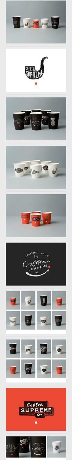 PACKAGING COFFEE SUPREME