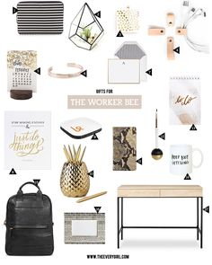The Everygirl's 2015 Holiday Gift Guide #theeverygirl