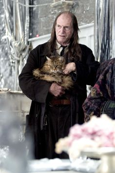 HARRY POTTER AND THE GOBLET OF FIRE, David Bradley, 2005, (c) Warner Brothers /