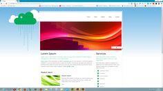 Desenvolvimento de um layout mais limpo e agradável e claro responsivo. #webdesign #adobe #brasil #frontend