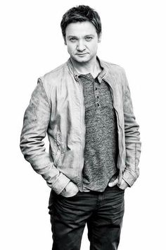 Jeremy Renner.