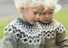 sknitter » Blog Archive » Icelandic Sweater Knitting