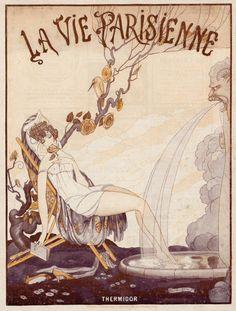 Vintage et cancrelats: Umberto Brunelleschi : Thermidor, La Vie Parisienne