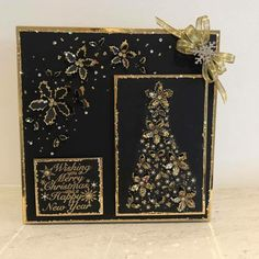 Die Cut Christmas Cards, Christmas 2017, Xmas Cards, Chloes Creative Cards, Stamps By Chloe, Crafters Companion Cards, Birthday Cards, Projects To Try, Decorative Boxes