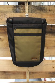 Prototype Humboldt Roll Top Backpack - Design 2