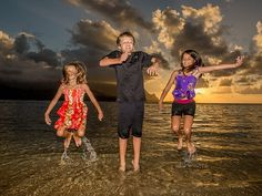Image result for examples of dramatic flash photography outside