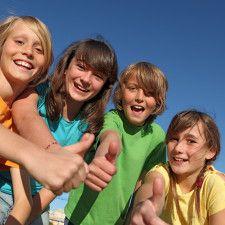 Strona na temat bezpieczeństwa dzieci w Internecie - dla dzieci, rodziców i nauczycieli