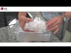 LG French Door Refrigerator - In Door Ice Maker Troubleshoot (2018 Update) - YouTube Z Lg French Door Refrigerator, Ice, Youtube, Ice Cream, Youtubers, Youtube Movies