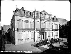 Palacio del Duque de Arión.