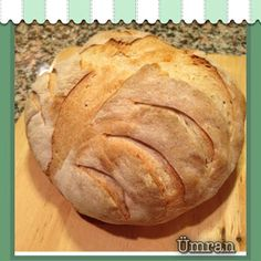 UMRAN: EKSI MAYALI EKMEK (sourdough bread) KOY EKMEGI