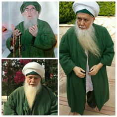 "@sufilive on Instagram: ""SubhanAllah, Shaykh Hisham Kabbani wearing a holy jubba of beloved Grandshaykh AbdAllah al-Fa'iz ad-Daghestani (qs), 39th Master of the eminent Naqshbandi Golden Chain."
