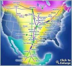 New Madrid Fault Line Activity | http://lisaintx.wordpress.com/2010/01/06/north-american-union-protect ...
