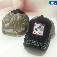 57225640 Cock Animal Embroidery Baseball Cap Men Women Snapback Caps Breathable Mesh Hip  Hop Hats Unisex Eat