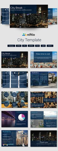 Do you enjoy Share your latest experience with a nifty presentation. Photo Blue, City Break, Make Time, Presentation Templates, Nifty, Travelling, Lifestyle, School, Photography