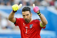 Italy Legend Gianluigi Buffon Wins Best Player Award