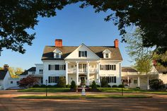Virginia Vacation, Virginia Bed and Breakfast, Virginia Inn | Inn at Warner Hall  http://www.warnerhall.com