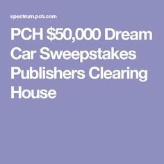 29 Best Current Bonus Publishers Clearing House Sweepstakes