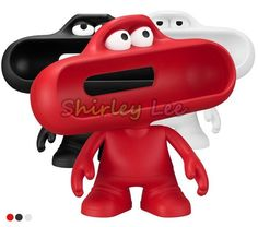 FREIGHT FREE Popular Big Mouth Dude Doll Character Holder Stand For Beat Pill Capsule Bluetooth Speakers Free shipping! - thousands of products found here http://electronics.peaklifelink.com/products/popular-big-mouth-dude-doll-character-holder-stand-for-beat-pill-capsule-bluetooth-speakers-free-shipping/