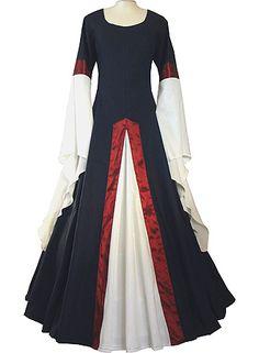 Frija night - dornbluth.de - Medieval Clothes