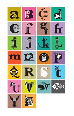 ...The Animal Alphabet