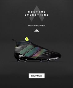 Limited Collection: adidas Dark Space - Blackout at its best