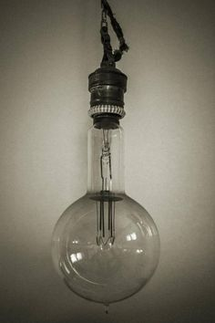 TS/Mikael Rydenfelt Light Bulb, Lighting, Home Decor, Decoration Home, Light Fixtures, Room Decor, Lightbulbs, Lights, Electric Light