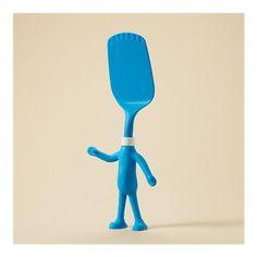 What a cute spatula for a kid