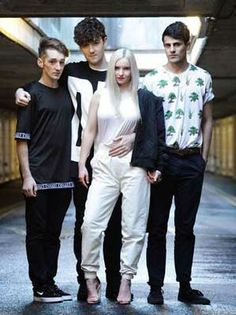 British Electronic Act Clean Bandit Partner With Spotify